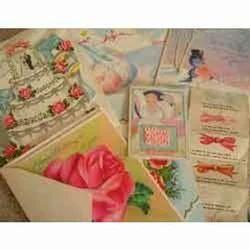 Invitation/ Greeting Cards Printing
