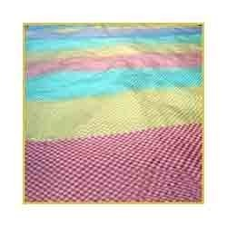 Coloured Strip Fabric
