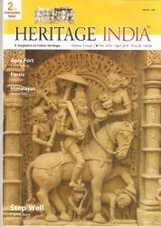 Heritage India Magazine - Feb 2010 Issue