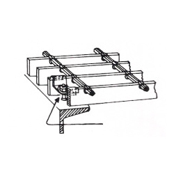 Grating Clamp Type A