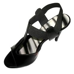 Black High Heel Footwear