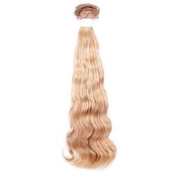 Bleached Shades Remy Single Drawn Bulk Hair