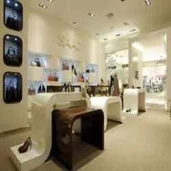 Captivating Showroom Interior Design Services