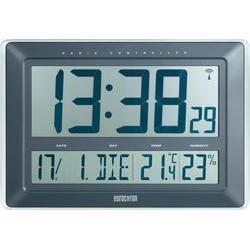 Jumbo Thermo Hygro Clock