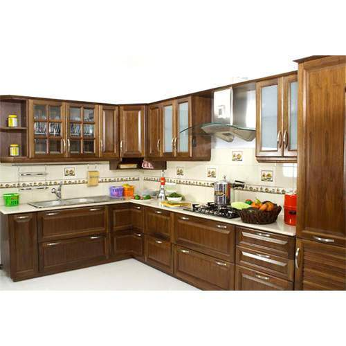 L-Shaped Kitchen Layouts Manufacturer