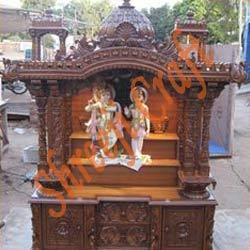 Hand Carved Temple