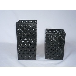 Iron Votive Holders