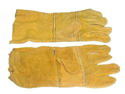 Metro Leather Hand Gloves