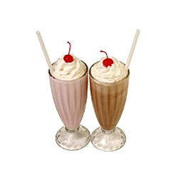 Milk Shake Juice