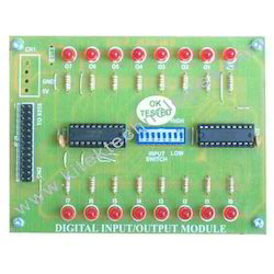 Digital I/O Interfacing Module