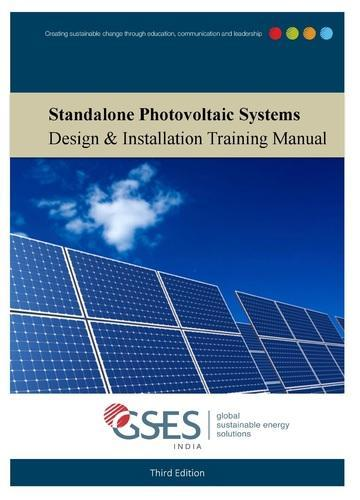 Books On Solar Energy Standalone Photovoltaic Systems
