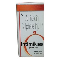 Amikacin 500 mg Injection