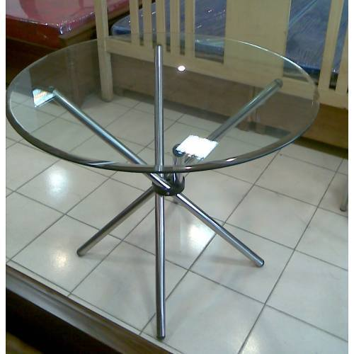 Round Conference Table With Glass Top Royaal Interior Furniture - Round glass conference table