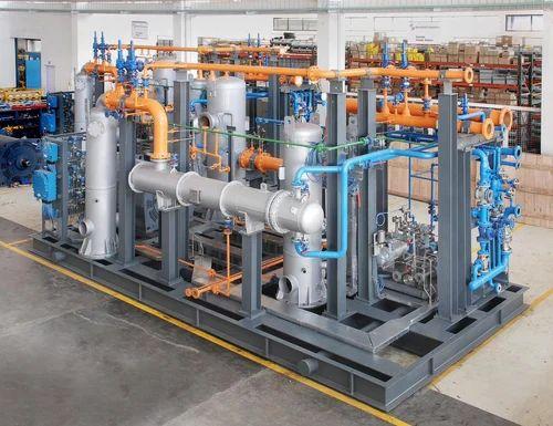 Process Skids - Compressor Industry Skids Manufacturer from Pune