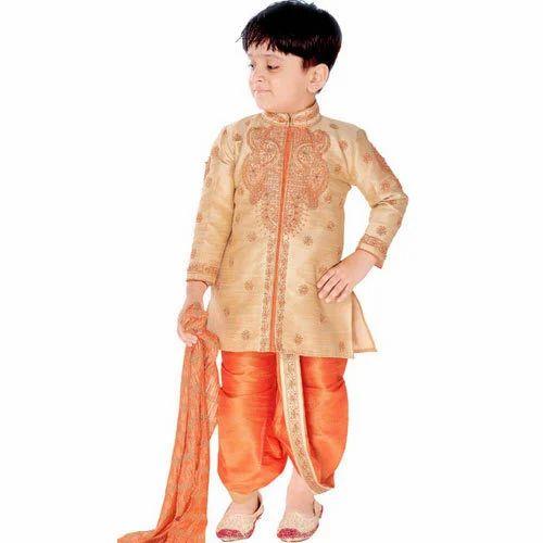 8d573b5cc Kids Dhoti Kurta