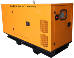 Sound Proof Canopies (5KVA - 50KVA)