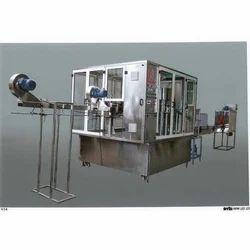Pack Tech Water Bottle Filling Machine, Capacity: 24 Bottle