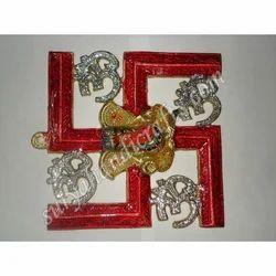 Meena Painting Swastika