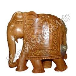 Sandalwood Elephants