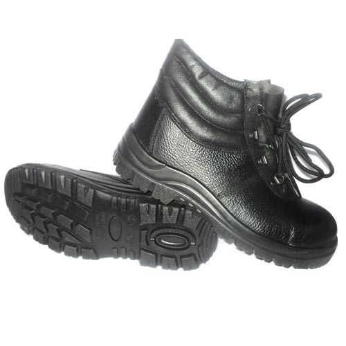 Oil & Acid Resistance Safety Shoes