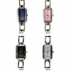 Ladies Chain Strap Wrist Watches
