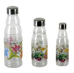 plastic pet fridge bottles