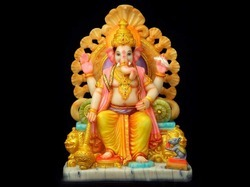 GA-4078 Beautiful Lord Ganesha Statue