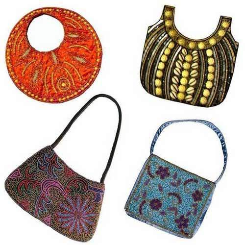 Silver Line Productions Patchwork Bags