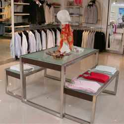 Clothing Display Table