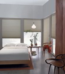 Pleated Window Blinds