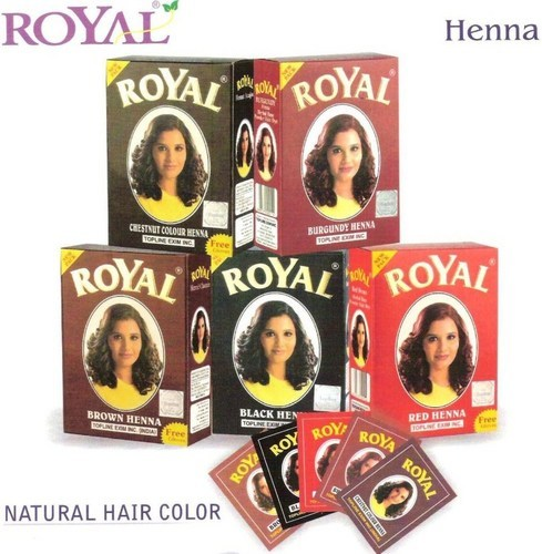 91fb77480 Royal Henna Hair Color | Topline Exim Inc | Exporter in Abhijeet ...