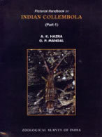 :  Pictorial Handbook On Indian Collembola