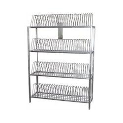 Plate Rack Trolley