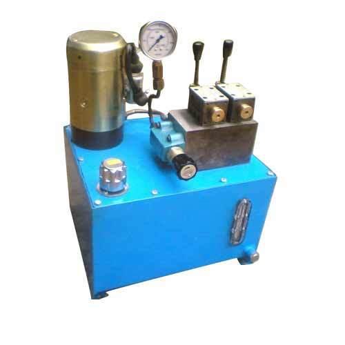 Apex Standard AC Hydraulic Power Pack