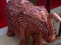 Rsh/o-228 Metal Decorative Elephant