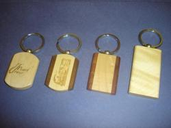 Engraved Key Rings