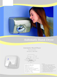 Touchless Hand Dryer