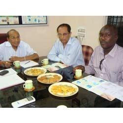 L.D.Patel Meeting with Mr.Ramesh (Kenya)