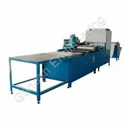 SGE Fabric Pleating Machine