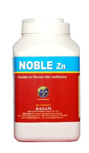 Plant Nutrition Noble-Zinc (Zn) 12%