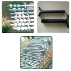 Mild Steel Foundation Bolts