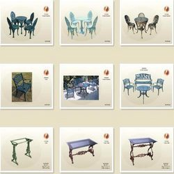 Cast Aluminum Garden Furniture