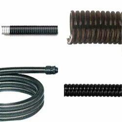 G.I Flexible Pipe PVC Coated