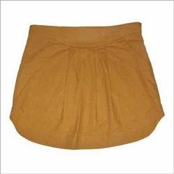 Brushed Cotton Girls Skirt