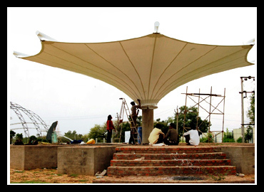 Fabric Roof Structure Services