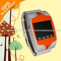 GPS Watch Tracking System