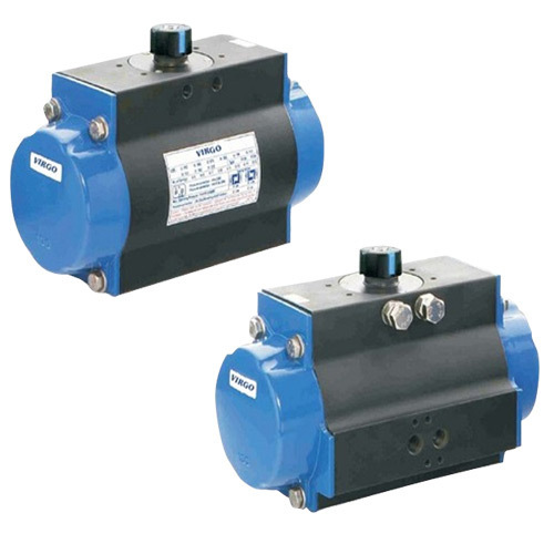 Quarter Turn Pneumatic Actuators Pneumatic Rack And