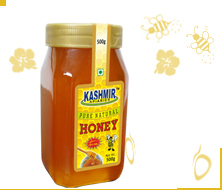 Pure Natural Kashmir Honey