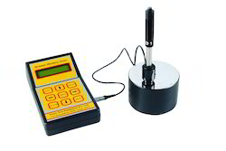 Calibration Of Dynamic Hardness Tester (Portable & Digital)