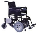 Manual Lifting Option Wheelchair Motorized